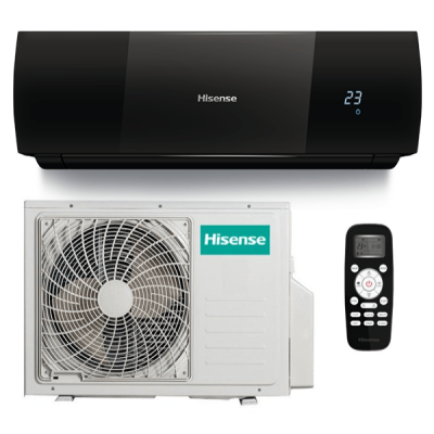 Кондиционер HISENSE BLACK STAR DC Inverter AS-13UR4SVDDEIB15